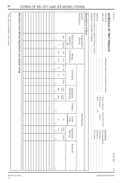 electrical minor works certificate template building regulations electrical safety jan 2005