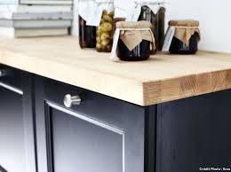 faire plan de cuisine ikea plan de travail pour table de cuisine plan de travail table cuisine