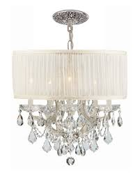 Drum Shade Chandelier Lighting Drum Shade Lighting Neiman Marcus