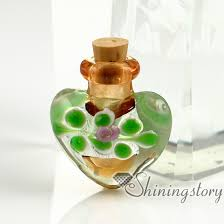 ashes locket wholesale glass vials with corkjewelry for cremation ashes