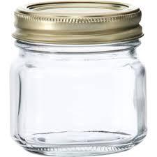 kitchen canisters walmart anchor hocking half pint glass canning jar set 12pk walmart com