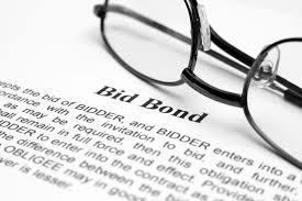 bid bond tools for paperless works bidding electronic bid bonds