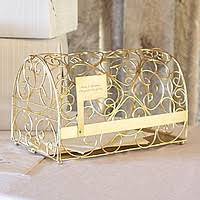 Wedding Gift Gold Wedding Gift Card Boxes