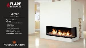 flare fireplaces product showcase youtube