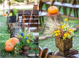 orange county wedding photography pumpkin rustic wildflowers