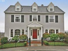 contemporary colonial exterior exterior paint colors for