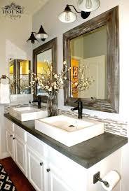 bathroom countertop for vessel sinkpictures of marble bathroom