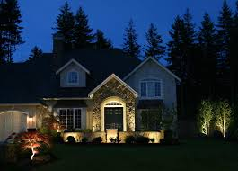 front of house lighting ideas front yard landscape lighting ideas pictures