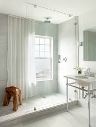 Windows In Bathroom Showers Tile Bathroom Shower Curtain With Window Bathroom Shower Tile