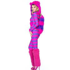 Cheshire Cat Costume Leg Avenue Cheshire Cat Costume Walmart Com
