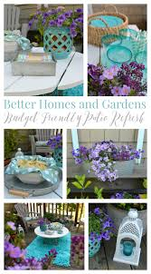 Better Homes And Gardens Decorating Ideas by Budget Friendly Patio Refresh Plus A Double Giveaway