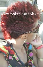 27 piece black hair style black women short hairstyles pixies quick weaves 27 piece and