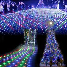 net string lights ebay