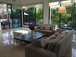 Tropical House Floor Plans Modern Homes With Lush Indoor Plants Dwell Interior Courtyard