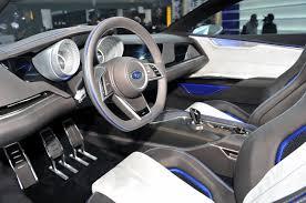 subaru viziv interior interior del subaru viziv concept lista de carros