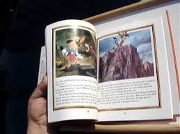 walt disneys pinocchio hard cover book 90 pages