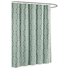 Gray Fabric Shower Curtain Gray Standard Shower Curtains Shower Accessories The Home