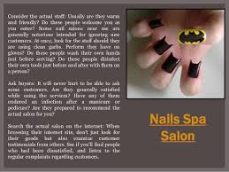 nail salon near me