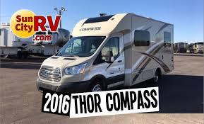 thor compass 23tr for sale phoenix rv 2016 sun city rv youtube