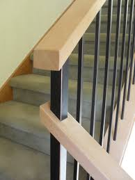 Indoor Handrails For Stairs Contemporary Wooden Stair Handrails Design Of Your House U2013 Its Good Idea For