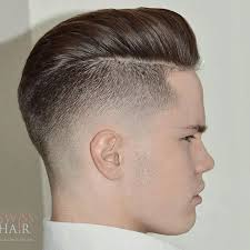 boys haircuts pompadour the 25 best high fade pompadour ideas on pinterest men facial