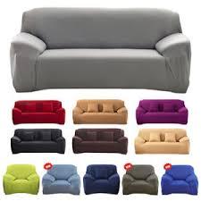 housse canap elastique housse de canapé revêtement stretch tissu élastique extensible 1 2 3