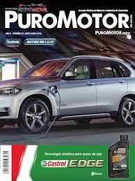 revista motor 2016 revista puro motor 53 autos de lujo 2016