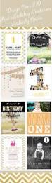 best 25 first birthday invitations ideas on pinterest 1st