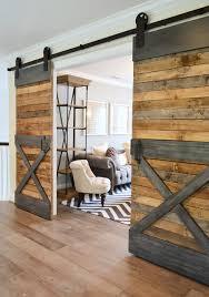 Barn Door Designs Sliding Barn Door Ideas To Get The Fixer Look