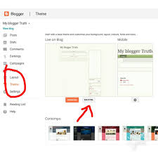 adding css custom codes to blogger blog template my blogger truth
