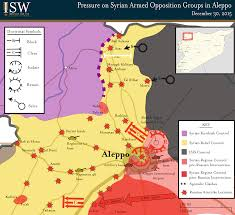 Azaz Syria Via Google Maps isw blog the military situation in syria u0027s aleppo province