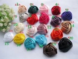 silk ribbon roses cheap how to make satin ribbon roses bouquet find how to make