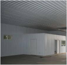 Steel Pole Barn Steel Liner Panels