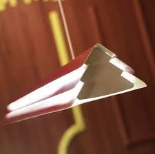 Suspension Luminaire Rouge by Led Pendant Light Gable Red H9 2cm Innermost Nedgis