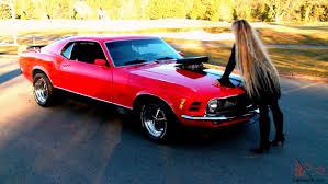 Mustang Boss Horsepower Mustang Boss Hemi Mach I