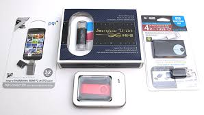 gadgets for android with usb on the go gadgets from brando the gadgeteer