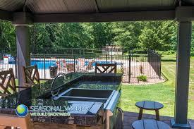 cabanas u0026 pool houses seasonal world