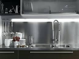 plaque inox cuisine plaque inox brosse pour cuisine plaque inox cuisine beau stock