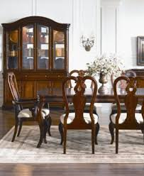 Louis Philippe Dining Room Bordeaux Louis Philippe Style 9 Dining Room Furniture Set