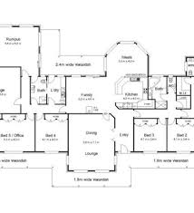 House Plan Australia Bedroom House Floor Plans Australian House Plans Australian House