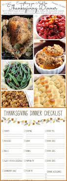 printable thanksgiving dinner checklist and recipes mash potato