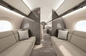 Private Jet Interiors Customizing The Interiors Of 2019 U0027s Gulfstream G600 Jet Cool Hunting