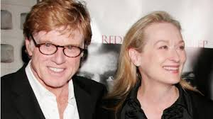 when did robert redford get red hair robert redford and meryl streep not a couple youtube