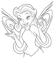 silvermist from disney fairies coloring page download u0026 print