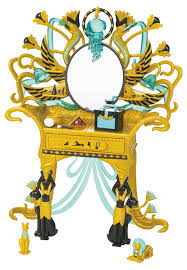 high accessoires de chambre high w9119 poupée cleo coiffeuse amazon fr jeux et