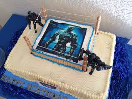 grave digger monster truck cake real steel birthday cake real steel birthday party pinterest