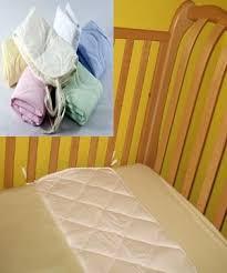 amazon com crib bib sheet saver made in usa crib mattress