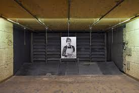 awesome home gun range design contemporary interior design ideas