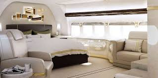 627 million dollar private jet a beauty of a new level