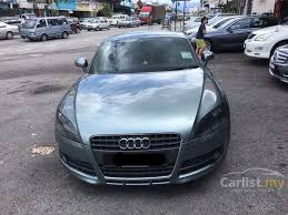 audi tt 2009 tfsi 2 0 in perak automatic coupe grey for rm 98 000
